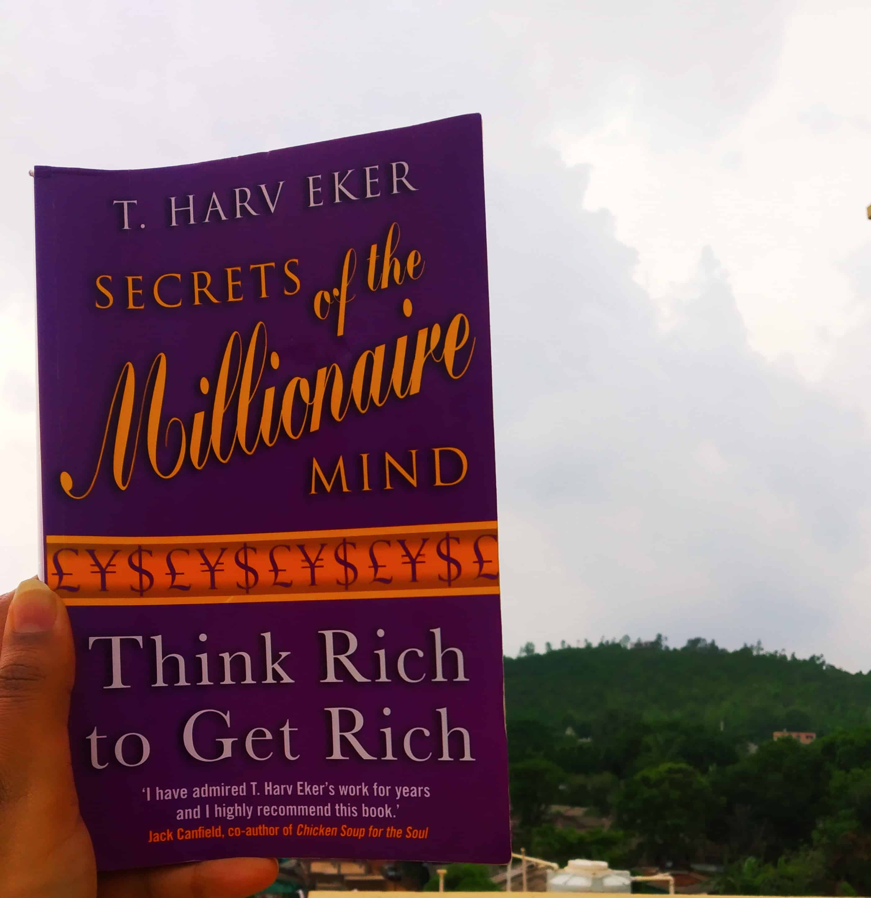 Multimillionaire mind - T. Harv Eker