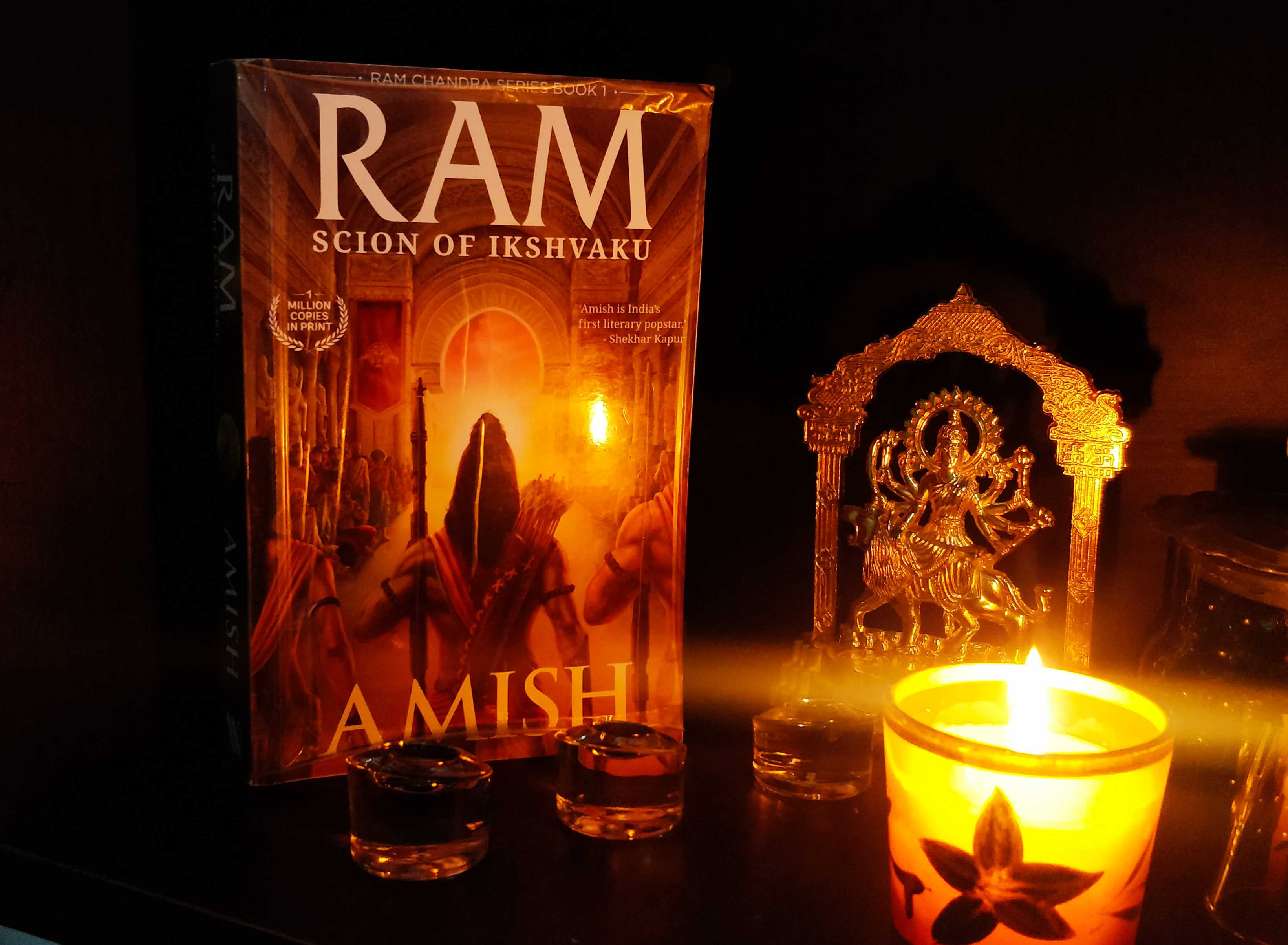ram - scion of ikshvaku by amish tripathi - book review