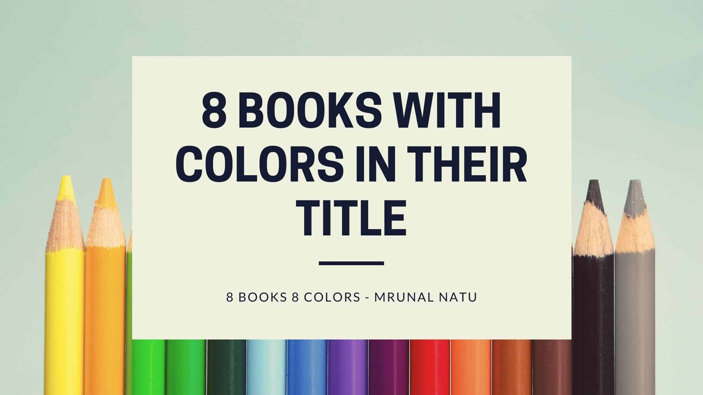 books with colour
